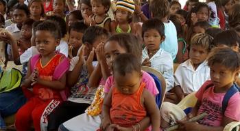 singkawang indonesia orphanage