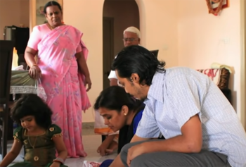 becoming christian in INdia