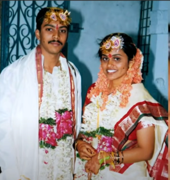 Hindu Christian marriage