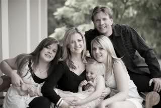 Darlene Zschech family