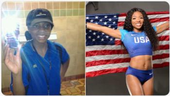 Quanesha Burks worked at McDonald's