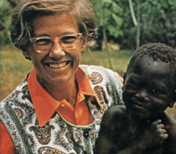 Helen Roseveare missionary doctor to Congo